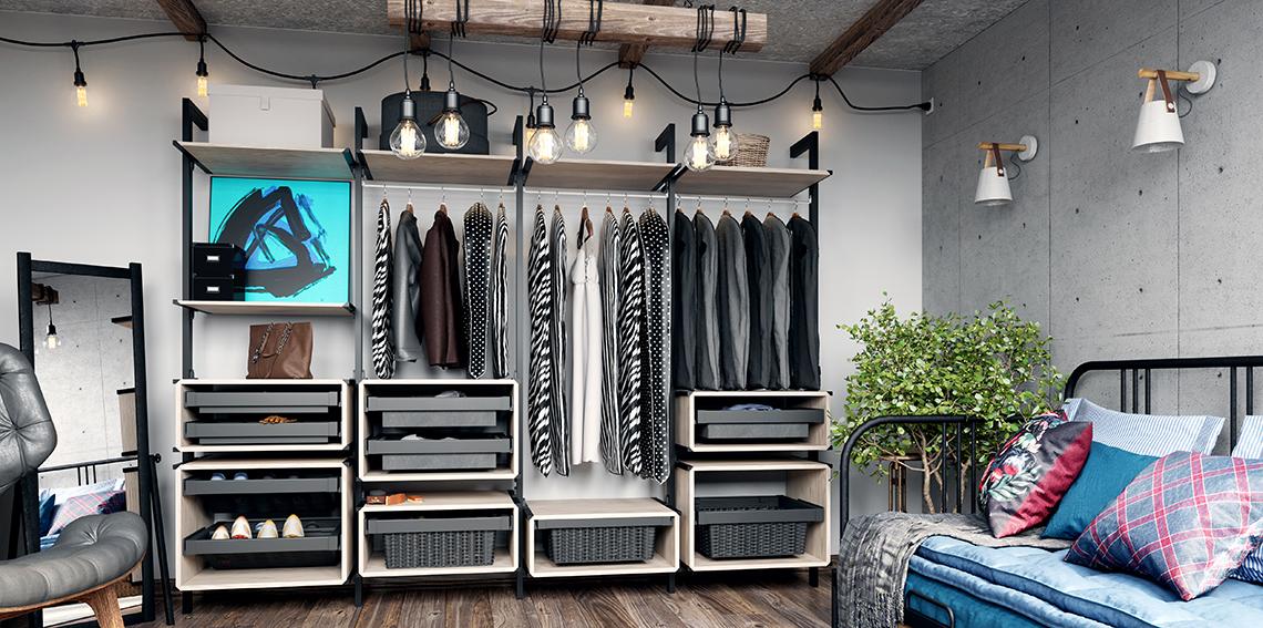 Garderoba marzeń – jak wybrać idealne rozwiązania i meble?