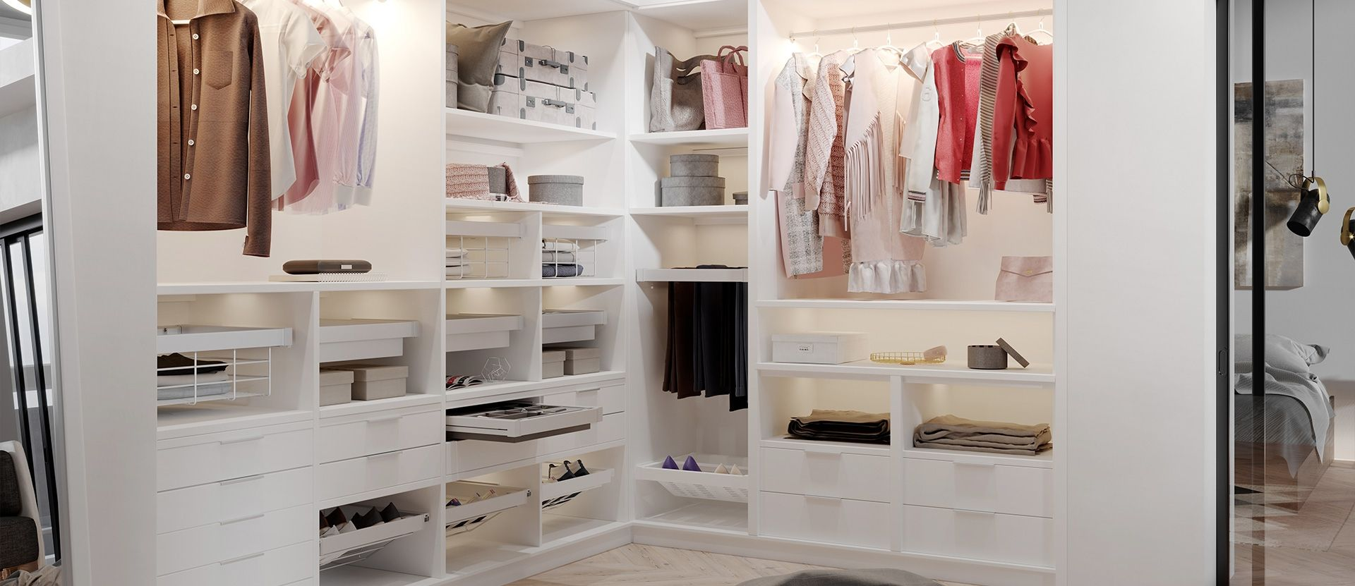 5 steps to an ideal wardrobe