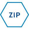 Ikonka zip