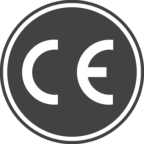 Certyfikat CE: tak