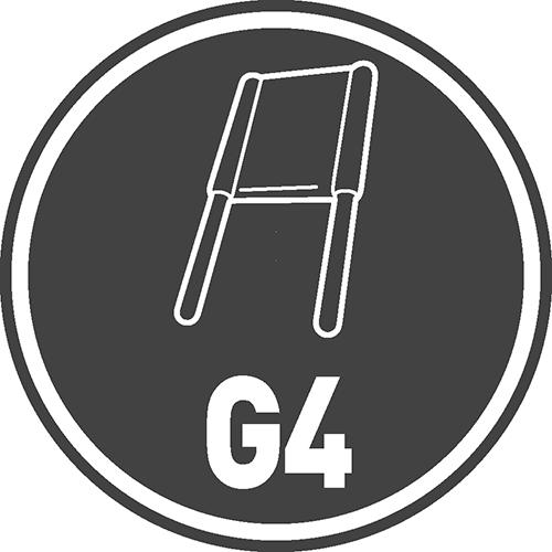 Rodzaj trzonka: G4