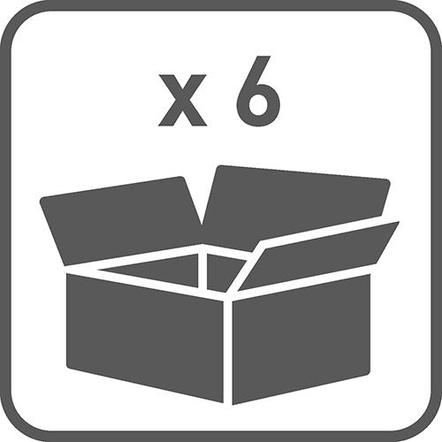 Ilość w opakowaniu: 6