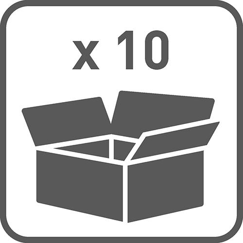 Ilość w opakowaniu: 10