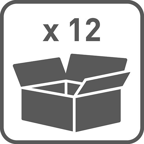 Ilość w opakowaniu: 12