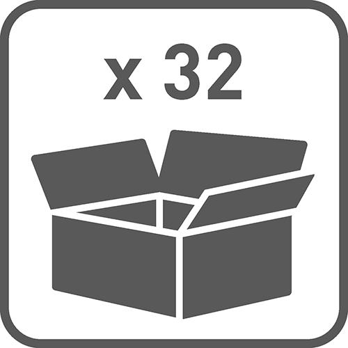Ilość w opakowaniu: 32
