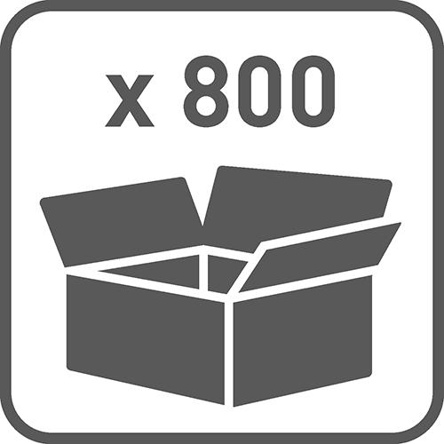 Ilość w opakowaniu: 800