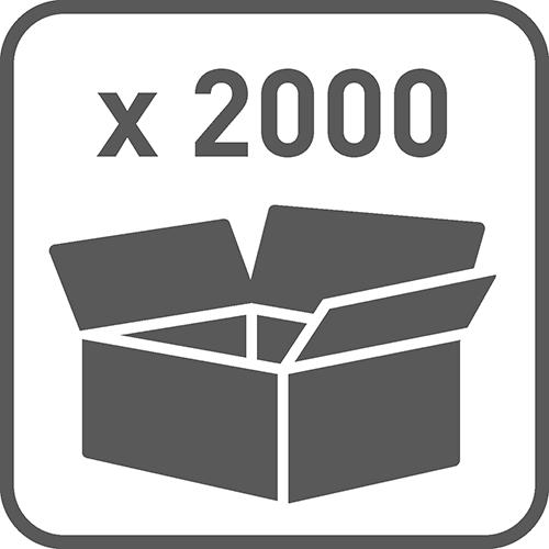 Ilość w opakowaniu: 2000