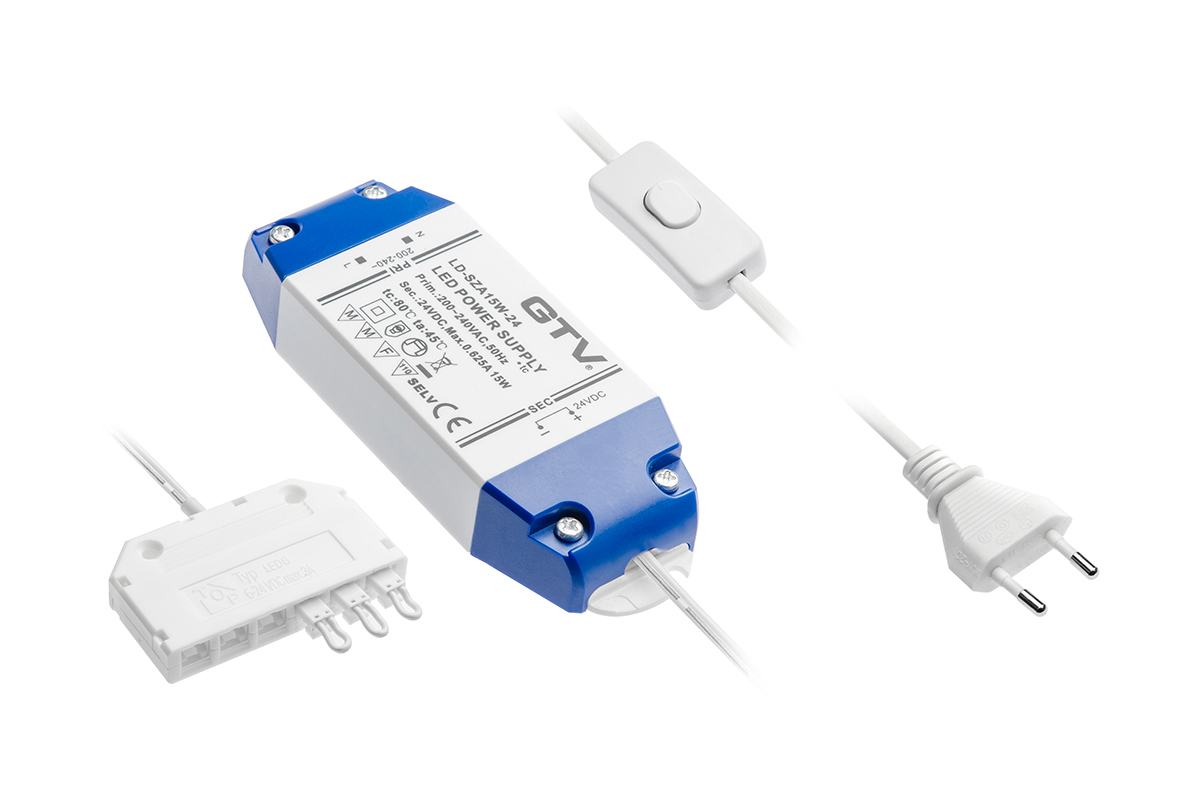 Układ zasilający LED SLIM - 2
