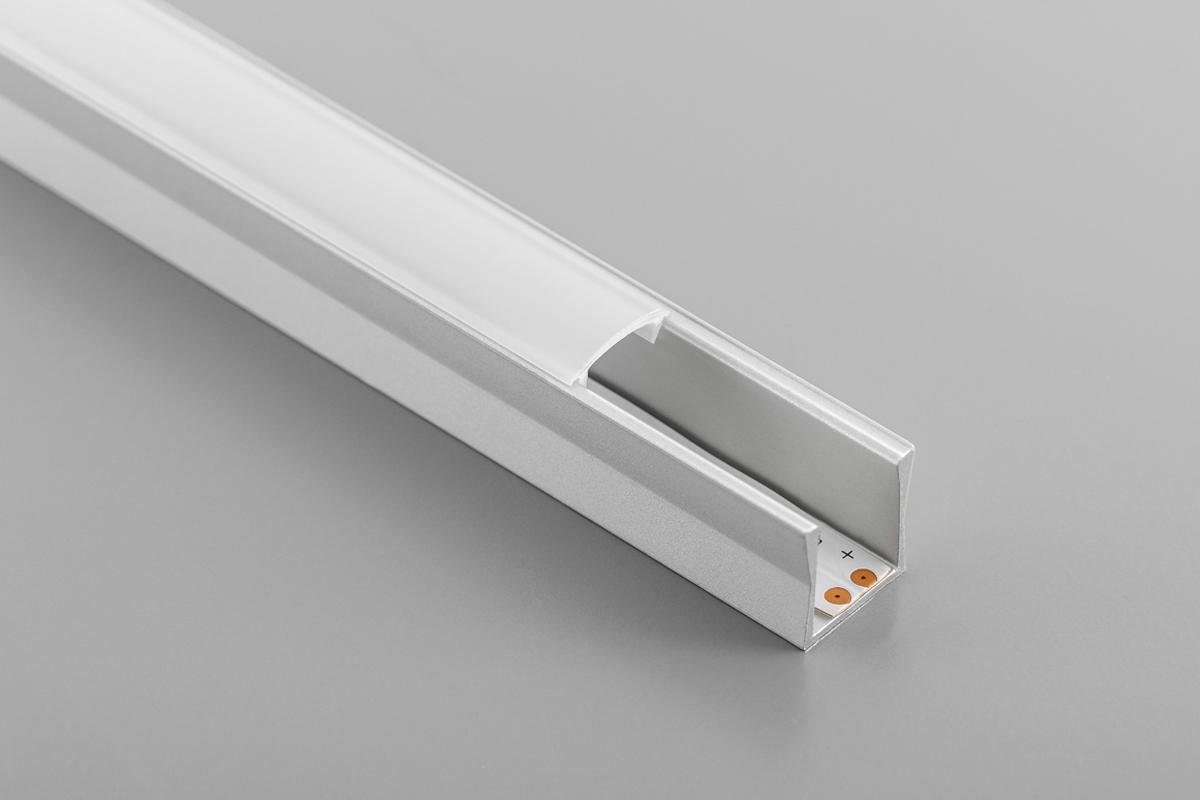 Profil GLAX nakładany mini, wysoki - 2