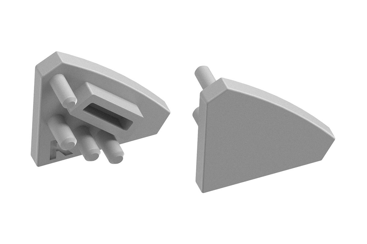 Zaślepka standard - kątowy, nakładany - 4