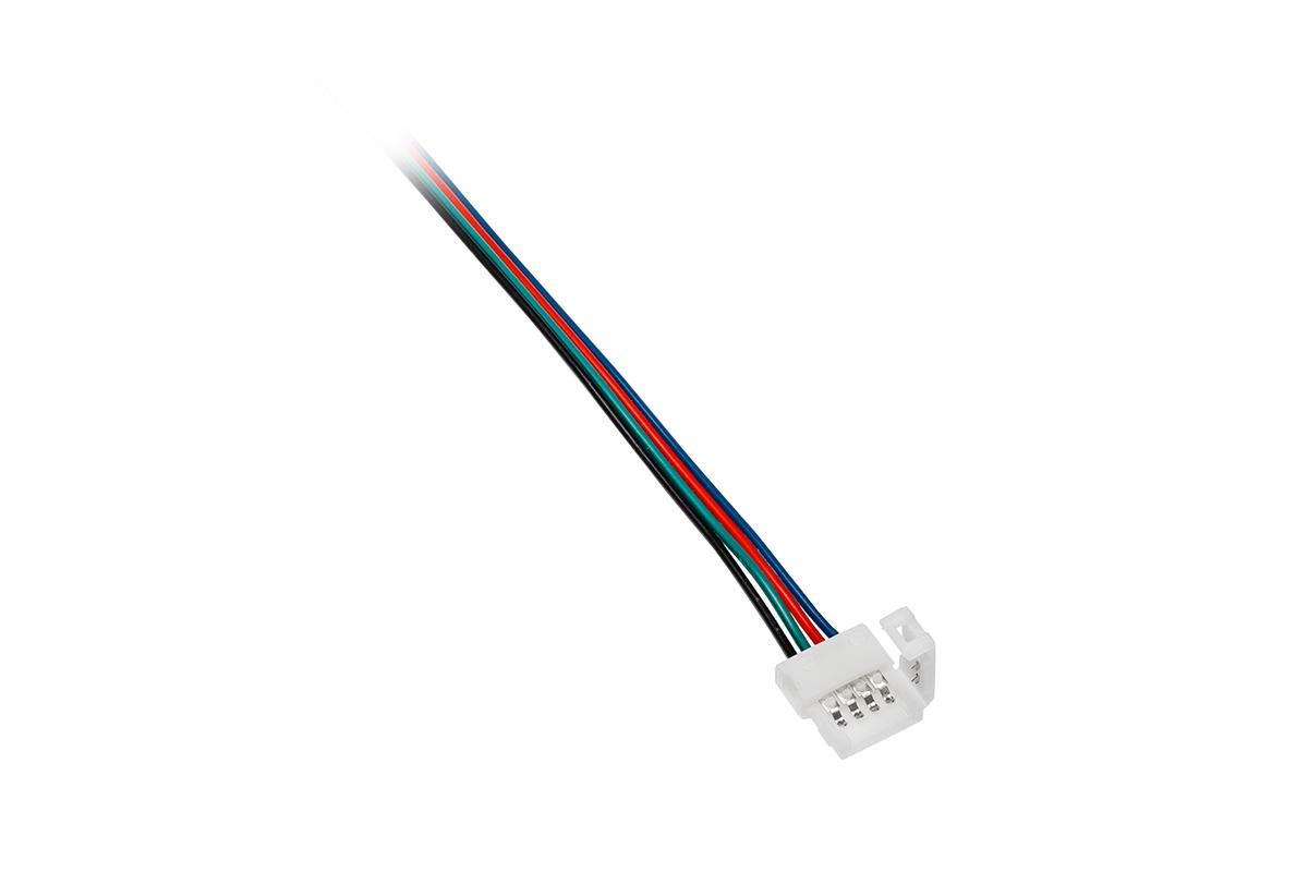 Złączka XC11 do taśm LED z przewodem 2 m - 2