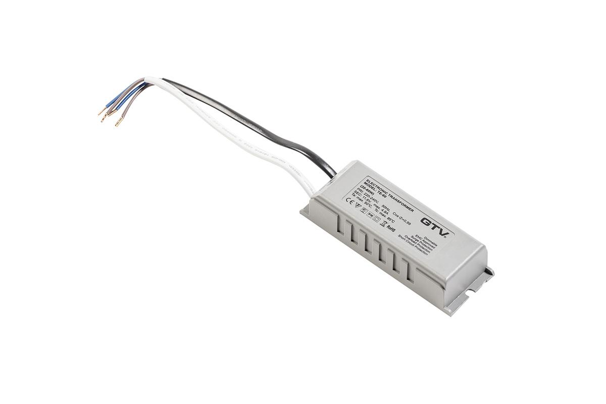 Transformator elektroniczny do żarówek halogenowych - 5