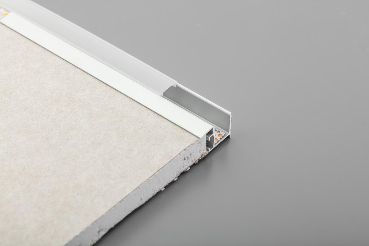 Profil LED GLAX sufitowy do płyt GK - 2