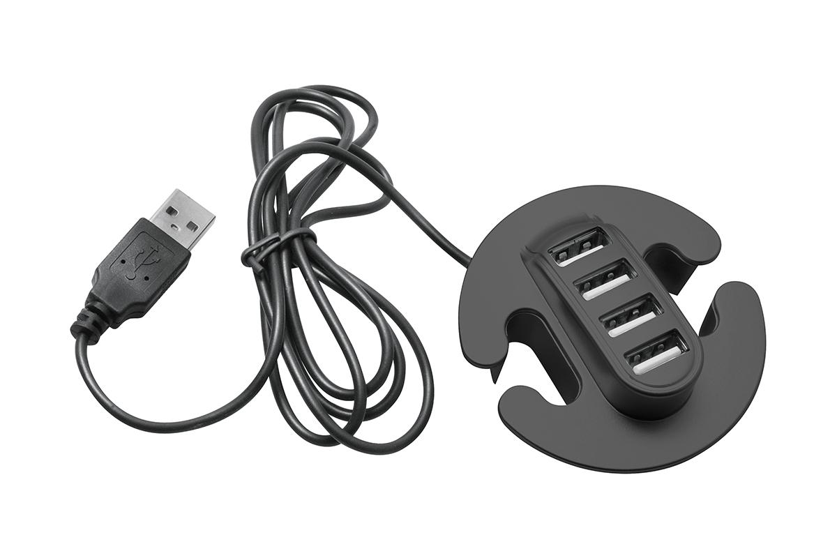 Hub- 4 porty USB - 3