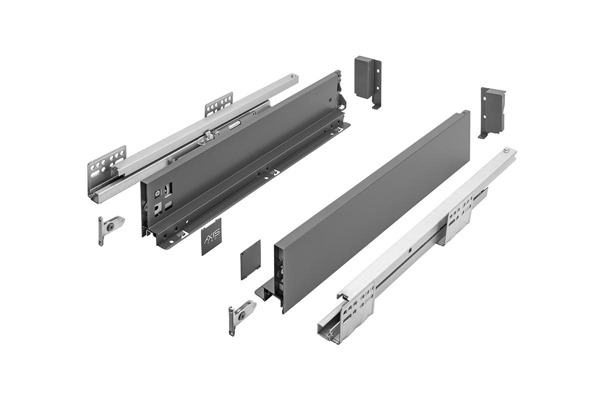 AXIS PRO Komplet szuflady niskiej A - 8
