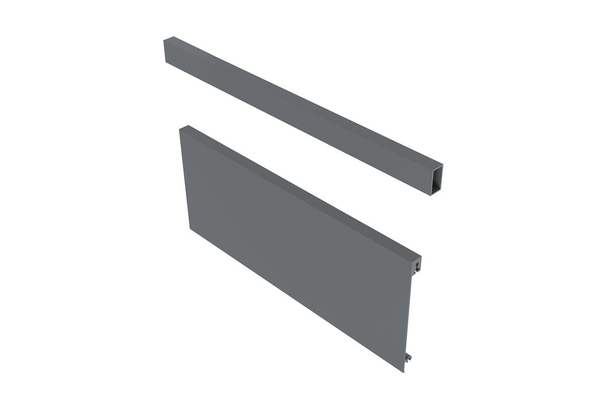 AXIS PRO Panel przedni niski 110 mm + reling