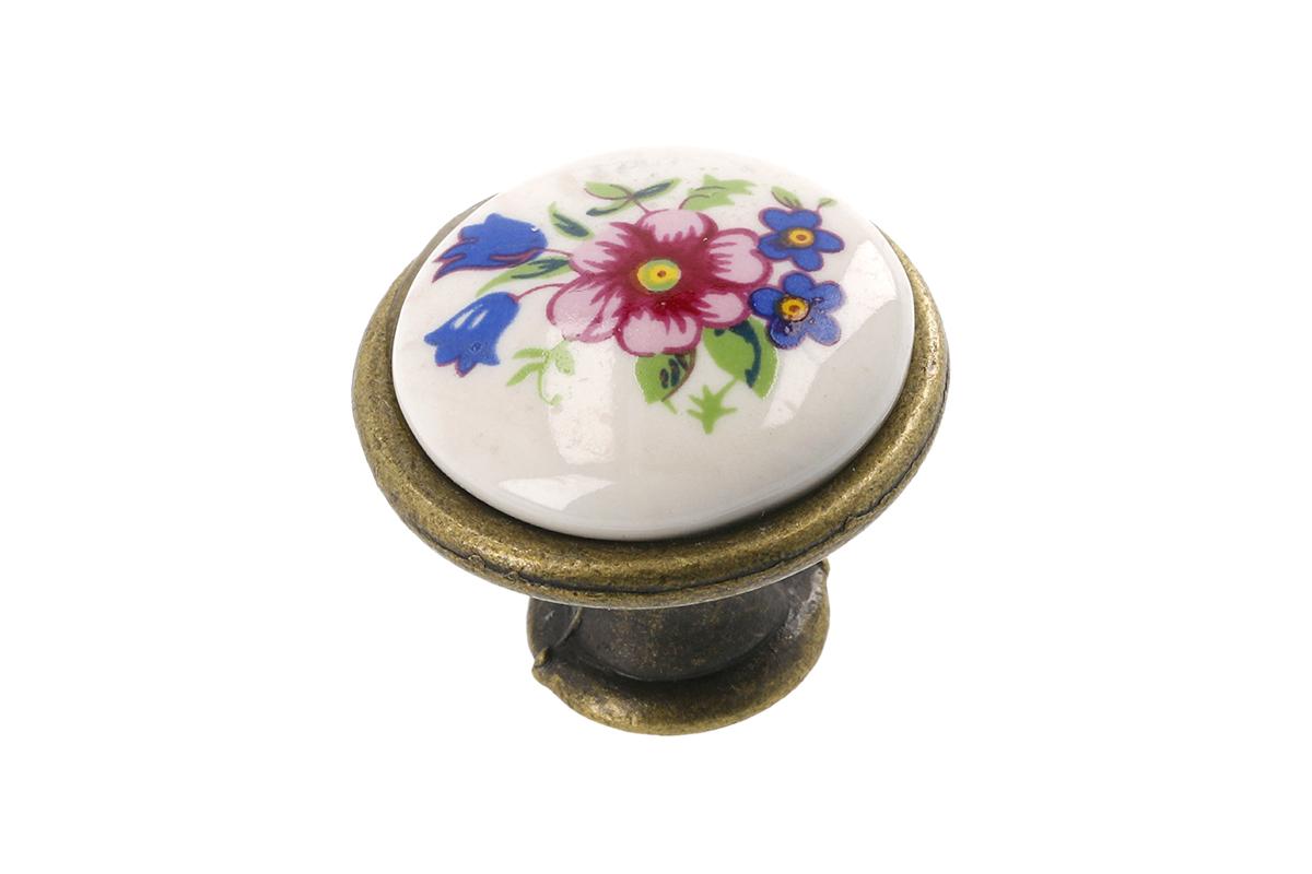 Gałka 728 spring flower