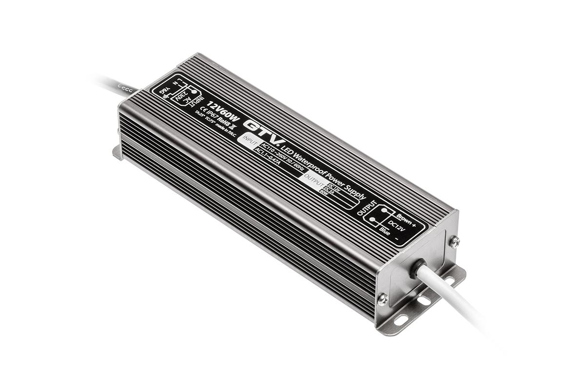 Zasilacze LED IP65 - 3