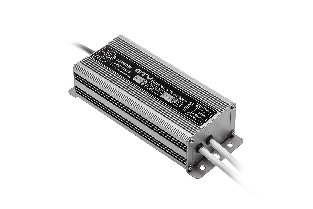 Zasilacze LED IP65 - 4