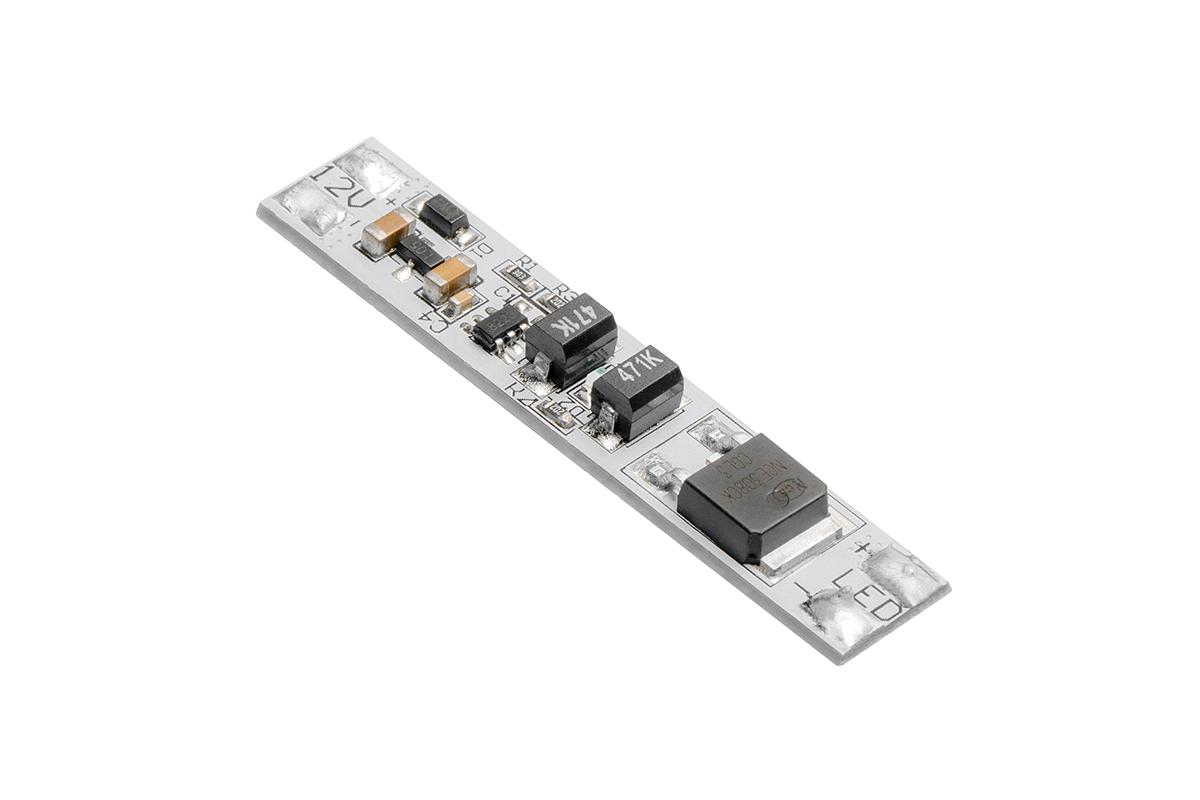 Włącznik do taśm led montowany w profil - 2