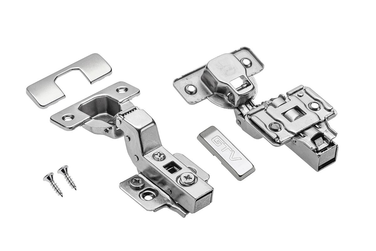 Zawias hydrauliczny ECHC-3D