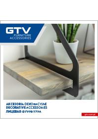 Katalog akcesoriów dekoracyjnych