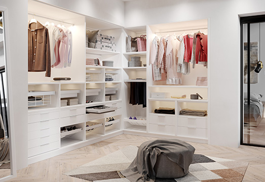 Arranging a practical and at the same time elegant wardrobe does not have to be a challenge. All You need for Your new wardrobe is perfectly designed accessories.
