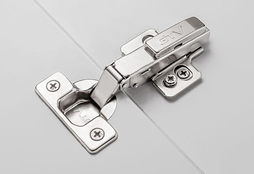 Finding proven and reliable solutions poses quite a challenge for furniture manufacturers. Functional accessories such as hinges must be characterised by durability and resistance to frequent use.