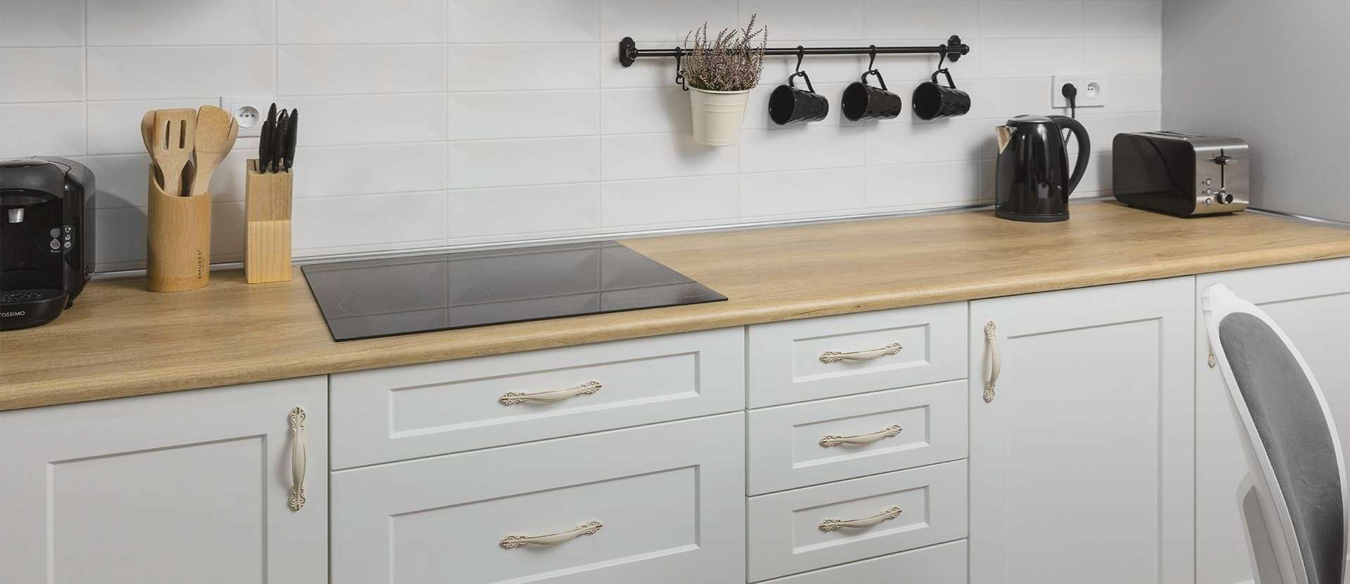 Functionality  in the kitchen