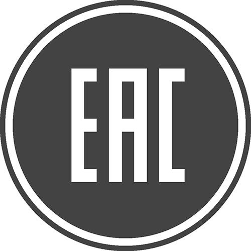 Certyfikat EAC: tak