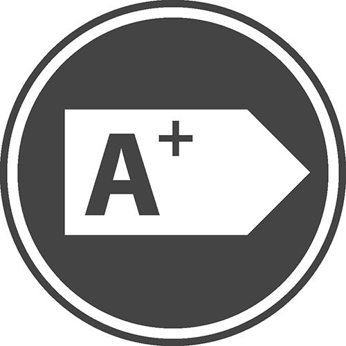 Energy efficiency class: A+, A, A++