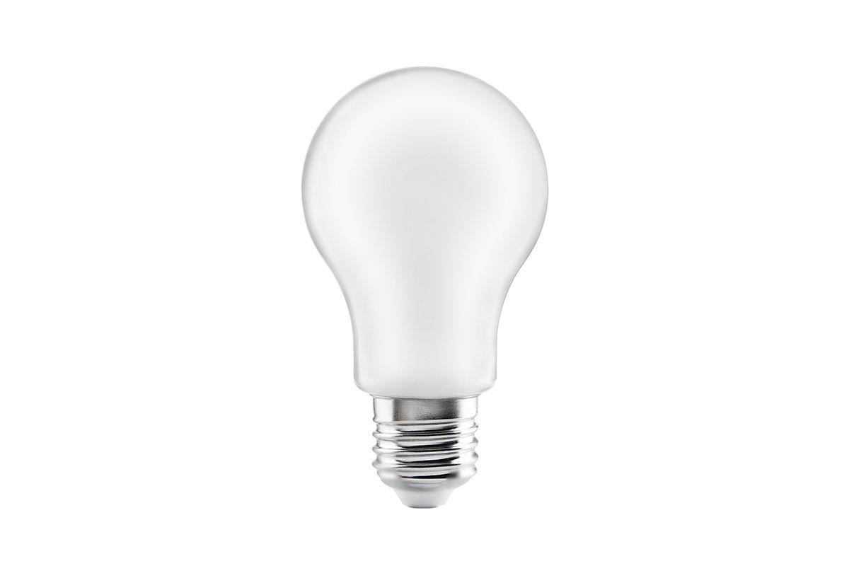 Źródło światła LED, filament mleczny, A60