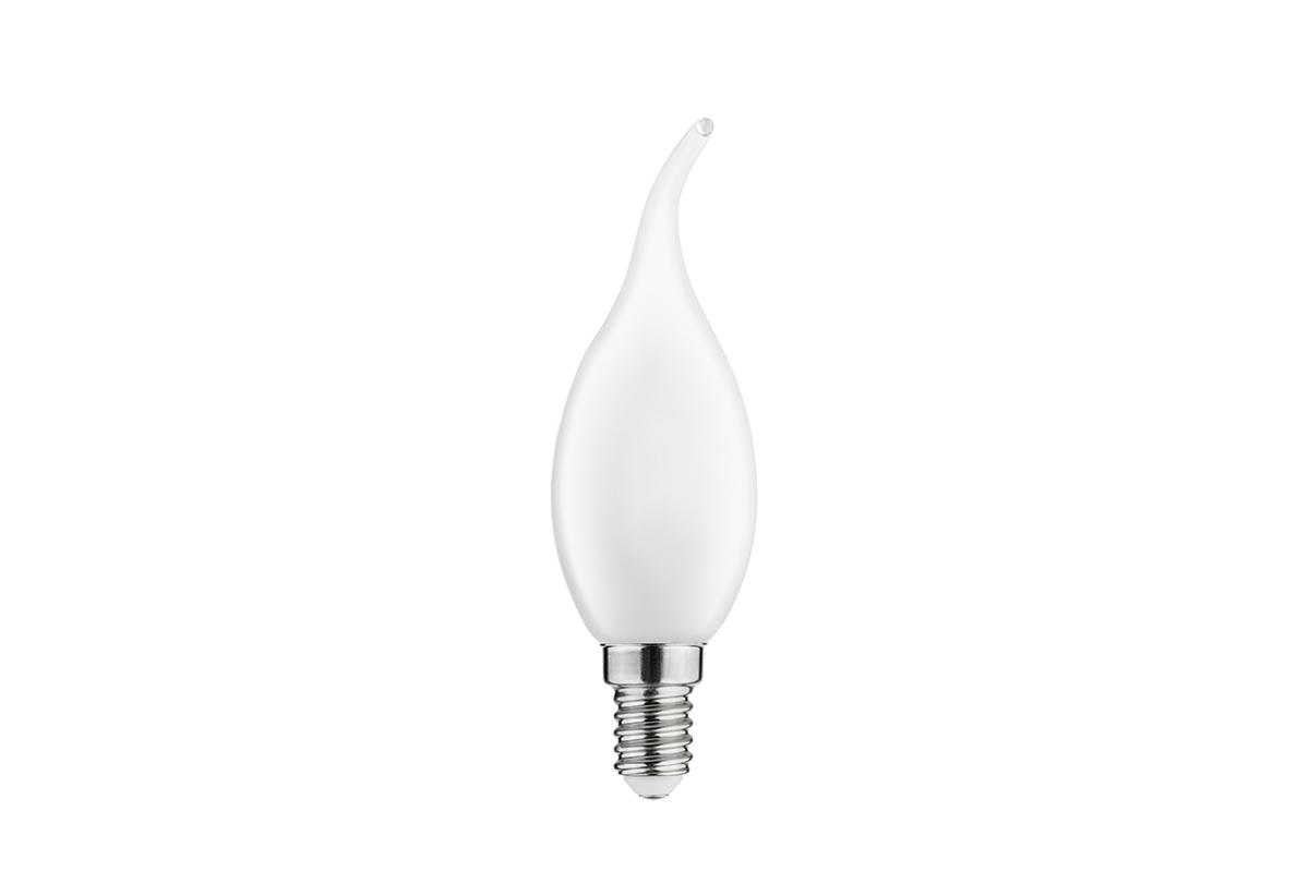 Źródło światła LED, filament mleczny, C35L