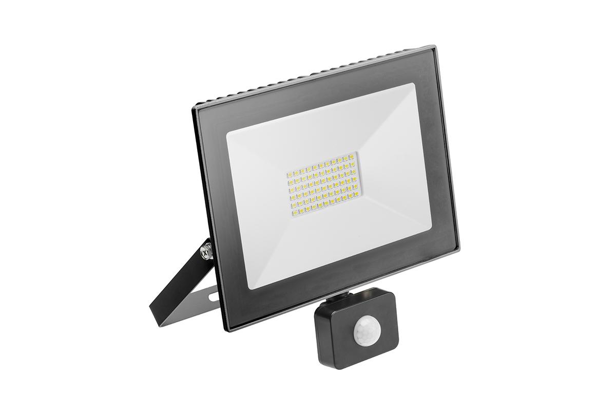 G-TECH LED floodlight with motion sensor