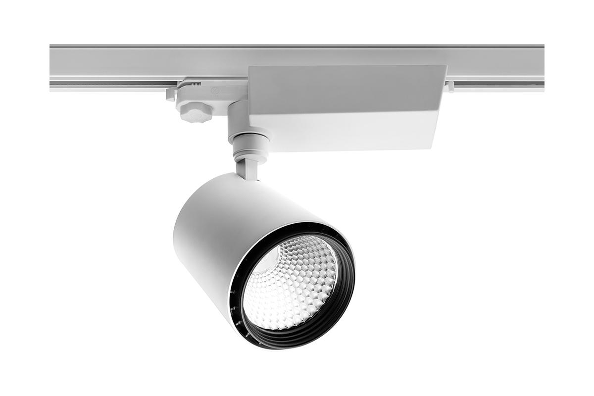 Reflektor LED COB X-LINE do szynoprzewodu, 40W