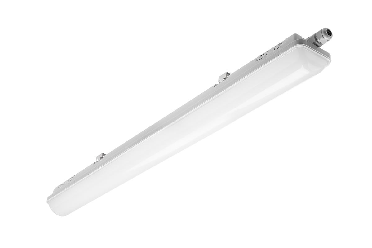 LED hermetic fixture LED BERGA