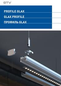 Catálogo técnico - PERFILES GLAX