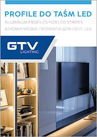 Aluminum profiles for LED stripes