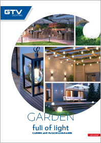 Garden full of light - Inspiration