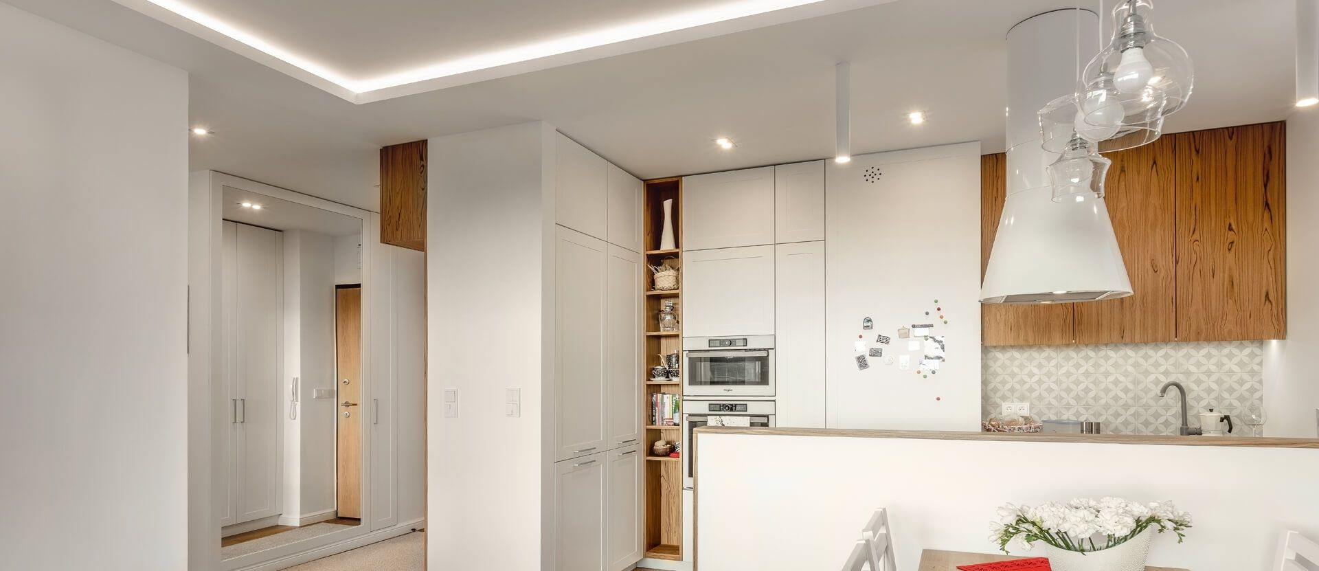 Ceiling GLAX profiles